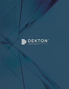 DEKTON / Színezett Kerámia